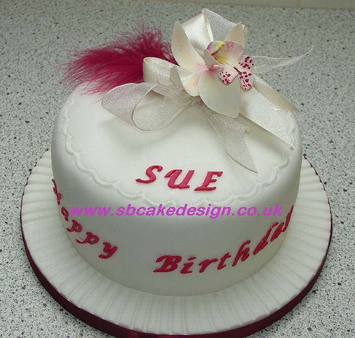 Birthday Cake - Adult Female