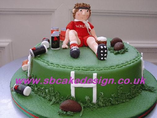 Birthday Cake - Adult Male