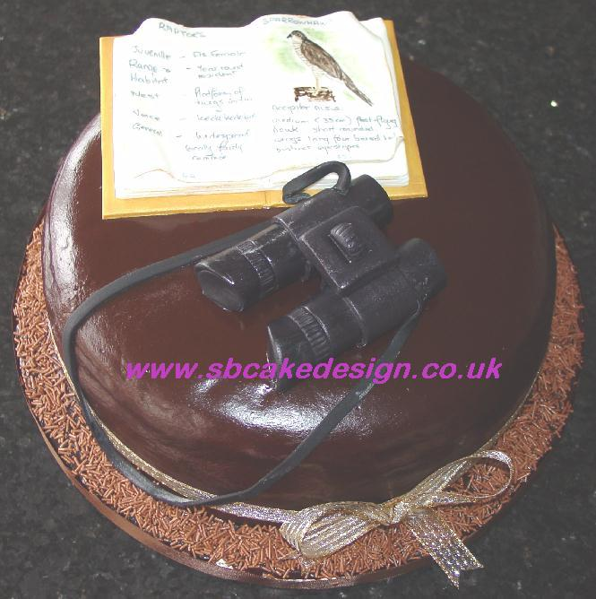 Adult Birthday cake - Male