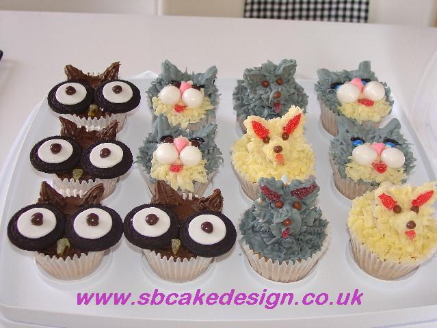 Celebration Cup Cakes