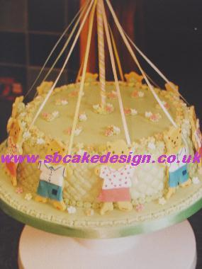 Birthday Cake - Childrens